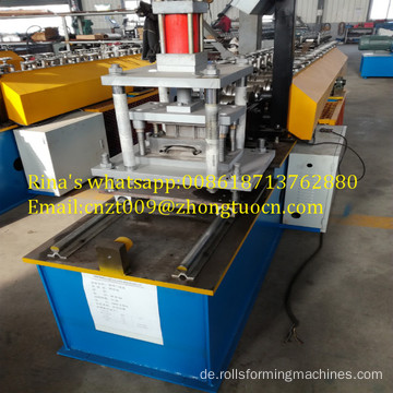 Roll Shutter Tür Roll Formmaschine Roller Shutter Door Making Machine