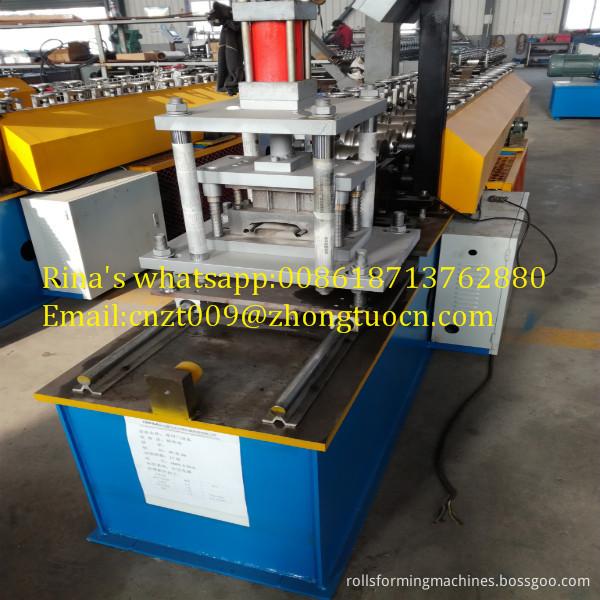 shutter door roll forming machine 6