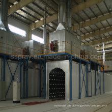 Máquina de produção de pintura eletroforética de ânodo