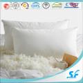 Hochwertiges weißes Standard-Polyesterfaserkissen für Hotel