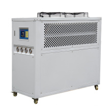 Industrial Recirculating Compact Air Cooled Scroll Cooling Water Chiller Machine