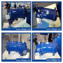 Robust Hydraulic Motor for Auger, Drill, Crusher