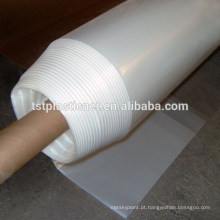 Folha / filme plástico do PE de 6 mil para a tampa superior da estufa