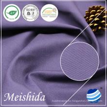 MEISHIDA 100% algodón taladro 32/2 * 16/96 * 48 tejido de algodón cepillado