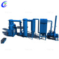 Medical Waste Incinerator with Gas treatment