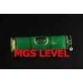 Flacon professionnel de niveau d'alcool acrylique (700313)