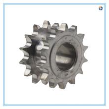 Âmbito da engrenagem de corrente de aço inoxidável da aplicação em industrial