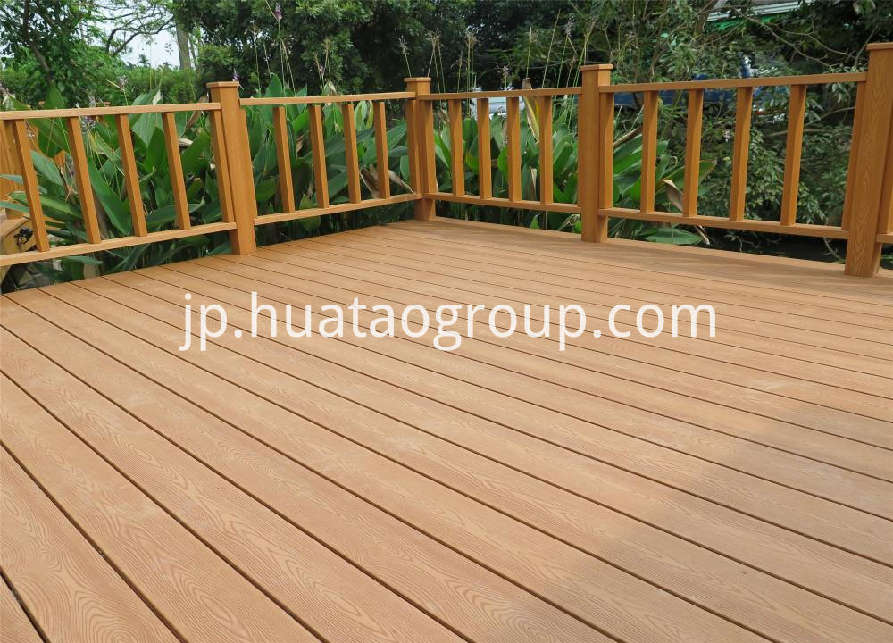 Ps Wpc Board Outdoor Decking Huatao