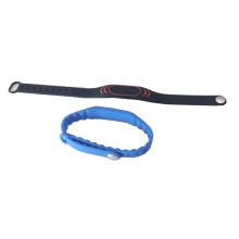 music festival fabric wristband woven nfc bracelets custom MIFARE Ultralight rfid bracelet