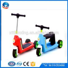 2015 Alibaba China Online Lieferant Neues Modell Günstige Kunststoff Fuß Skate Roller für Kinder