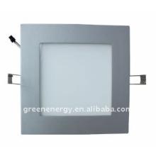 luz de painel conduzida do teto, painel de iluminação conduzido 10W do teto, luz de teto quadrada conduzida