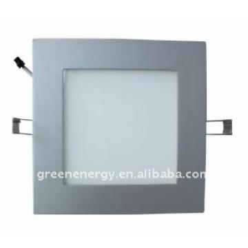 llevó la luz del panel del techo, llevó el panel de iluminación del techo 10W, llevó la luz de techo cuadrada