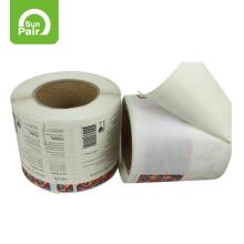Custom Adhesive Sticker Label Printing