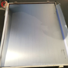 Titânio puro 99,99 placa de titânio médica para venda