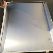 Чистого титана 99.99 медицинская Titanium плита для продажи