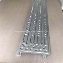 placa de enfriamiento de agua de aluminio cómo usar