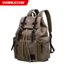 19L Backpack Canvas Outdoor Travel Organizer Bag