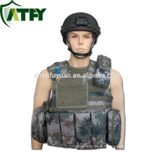 Armure corporelle tactique Army Security Protection Gilet pare-balles