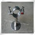 Suporte de aço inoxidável Pipe Clamps