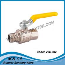 Brass Forged Gas Valves (V25-002)
