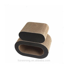 Multi-functional combination of corrugated cat scratch board CT-4034 MORE BENEFITS