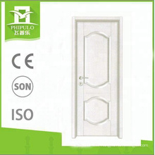 2018 new type interior high quality used residential MDF wooden door