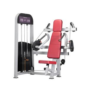 Professionell sittande Triceps Extension för Gym Club