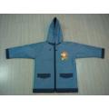 Yj-1141 Cute Toddlers Kids Ultralight Cartoon Rain Jacket Designer Raincoat