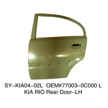 Dear doors for Kia Rio-LH