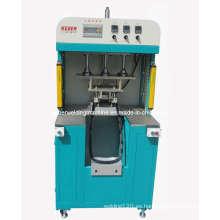 Máquina de soldar para piezas de plástico con método de fusión en caliente