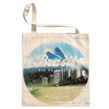 Heat Transfer Printed Cotton Carry Bag (HBCO-55)