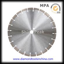 400 мм сегментные алмазные пилы для мрамора, гранита