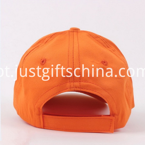Promotional Custom Logo Baseball Sports Cap_2