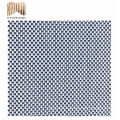 best price lace pleated window roller blind fabric for home