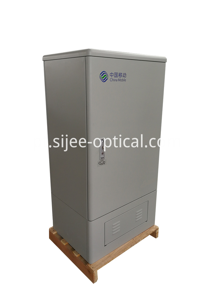 Fiber Optic Cross Connect Cabinets