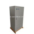 576 fibras IP65 Outdoor Street Optic Cross Cabinet