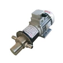 Bomba de engrenagem magnética de aço inoxidável de alta qualidade pequeno fluxo micro