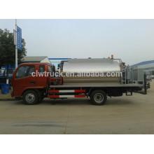 Dongfeng mini 3ton manutenção rodoviário veículo, 4x2 asfalto caminhões venda
