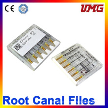 Hot Sale China Dental Products Root Canal Specialist Dental Reamers
