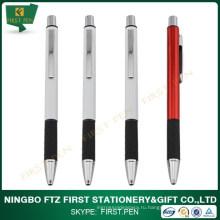 Школьные принадлежности Металлическая ручка с резиновой ручкой