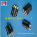 Terminal Block Connector, Customized Designs and Specifications Are Welcome (HS-DZ-0028)