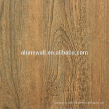 Decoration material wood finished ACM aluminum composite panel