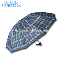 "24""*10K Large Quality Men Lattice Umbrella"
