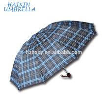 """24 """"* 10k homens de grande qualidade guarda-chuva de treliça"""