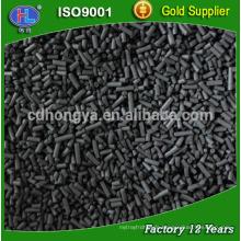 Starke Adsorption Aktivkohle mit hohem Jodwert, hergestellt in China