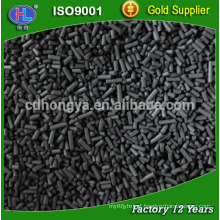 Carbono ativado do iodo alto da adsorção forte, feito em China