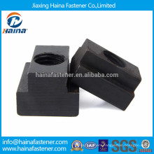 High tensile T type nut, slider nut, channel nut