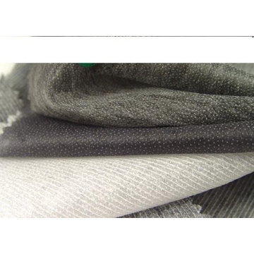 cotton/polyester interlining for suit