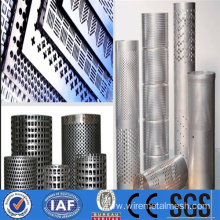 13.3mm Thick Perforated Metal Mesh