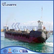 Customized marine hopper split barges